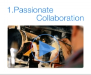 Collaboration of passion
